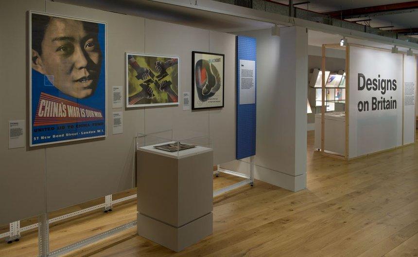 Designs On Britain, Jewish Museum, London