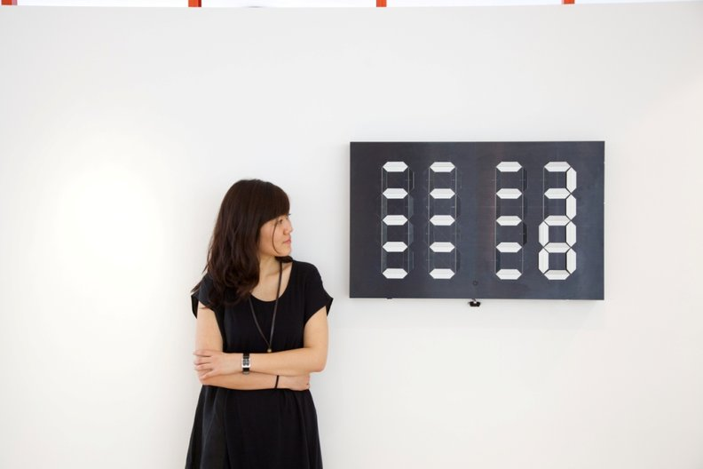 Hye Yeon Park - Designer in Residence 2011. Photo: Luke Hayes