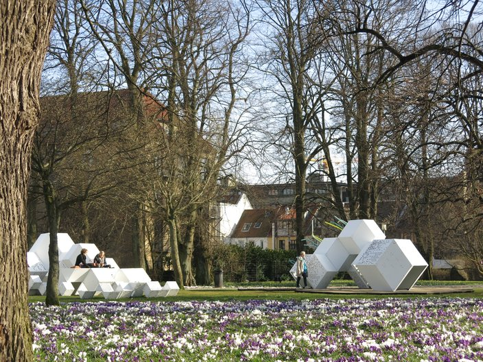 My Playground, European Capital of Culture by Gustin Landscape studio  Gustin Landscape studio