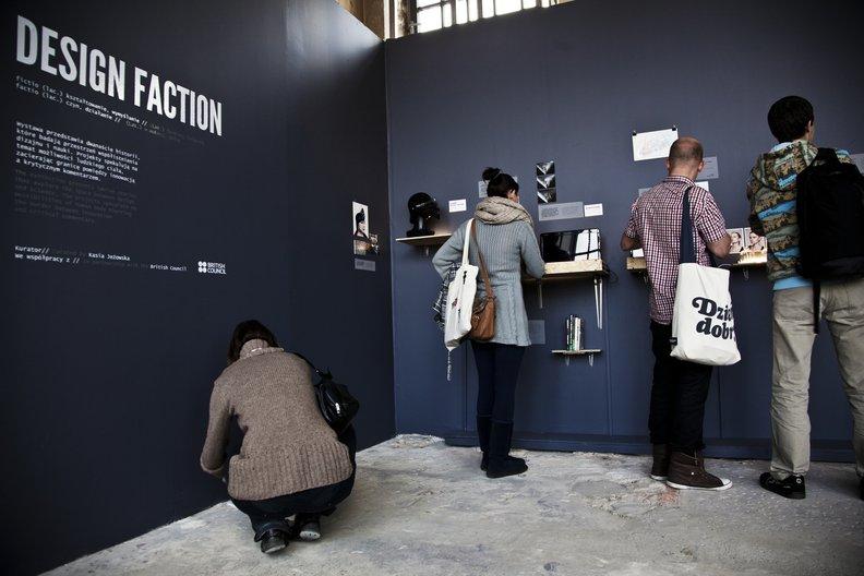 Design Faction. Photo - Maya Art