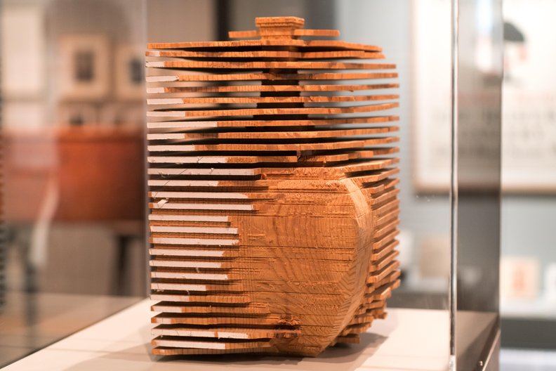 Prototypes, Gareth Neal ©  Ditchling Museum