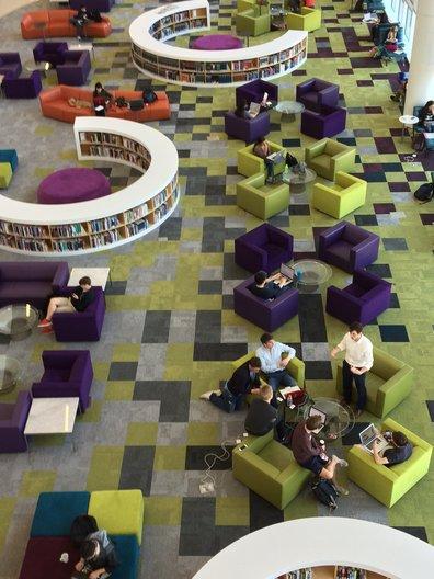 Designing Public Libraries   © Dr Gemma John