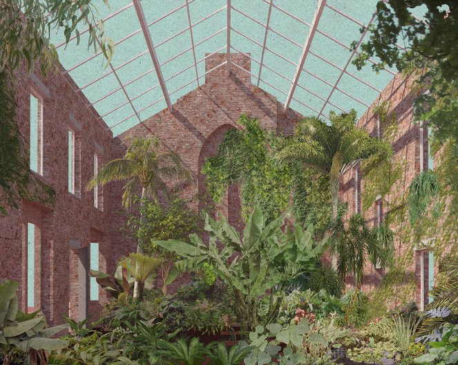 Turner Prize: Granby Four Streets Garden © Assemble