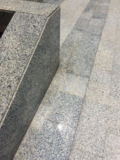 Granite materials in Beirut Photo by Seetal Solanki