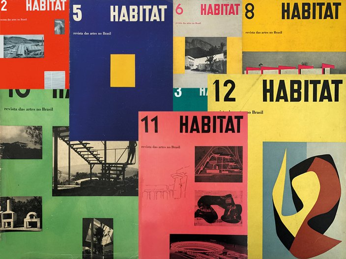 Habitat magazine image © Julia