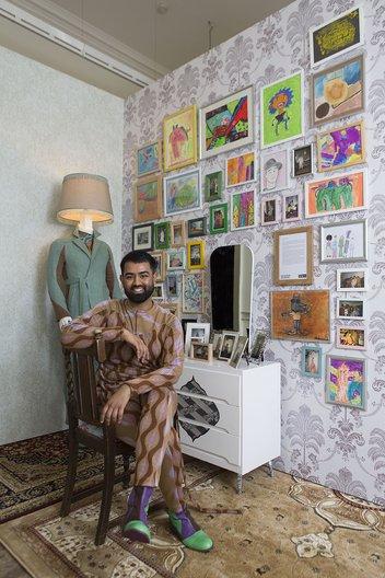 Rahemur Rahman British Council photo Angnese Sanvito