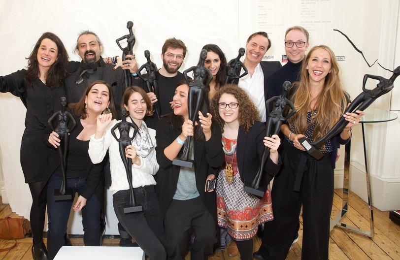 Winner of Curation Award: Talha Hajjar of Lebanon © Piers Allardyce
