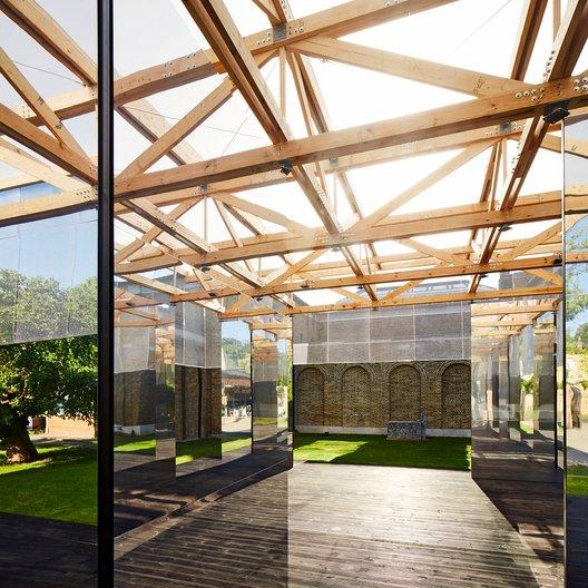 Dulwich Pavilion © Joakim Boren