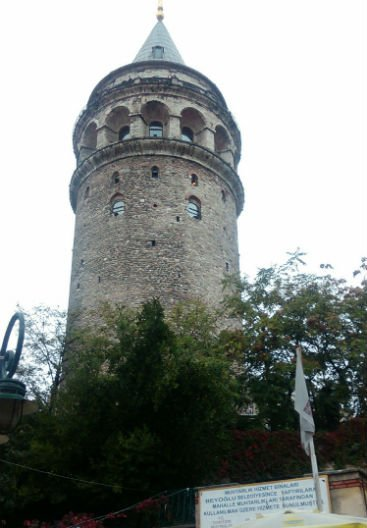 Galata Tower Niamh Tuft