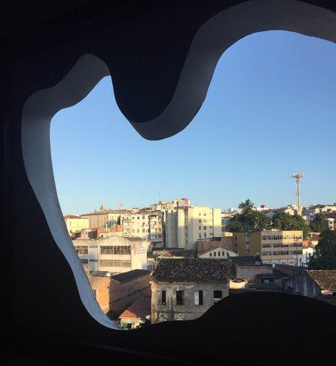 View from Museu de Arte Moderna da Bahia © Finn Beames