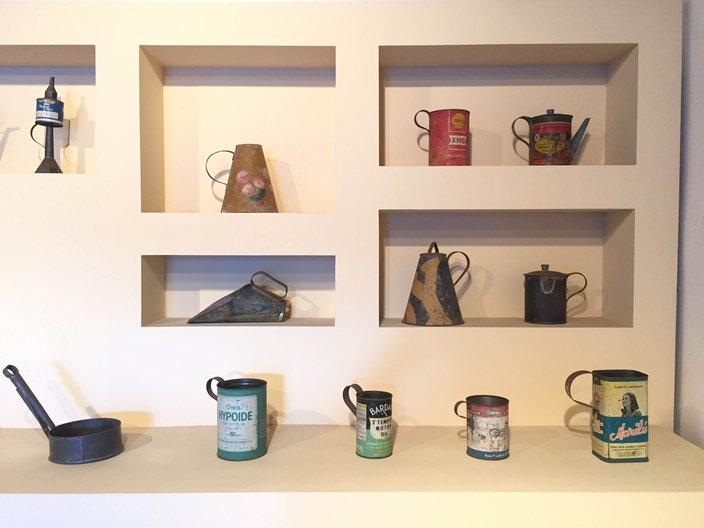 Colection of 'arte popular' at Museu de Arte Moderna da Bahia © Finn Beames