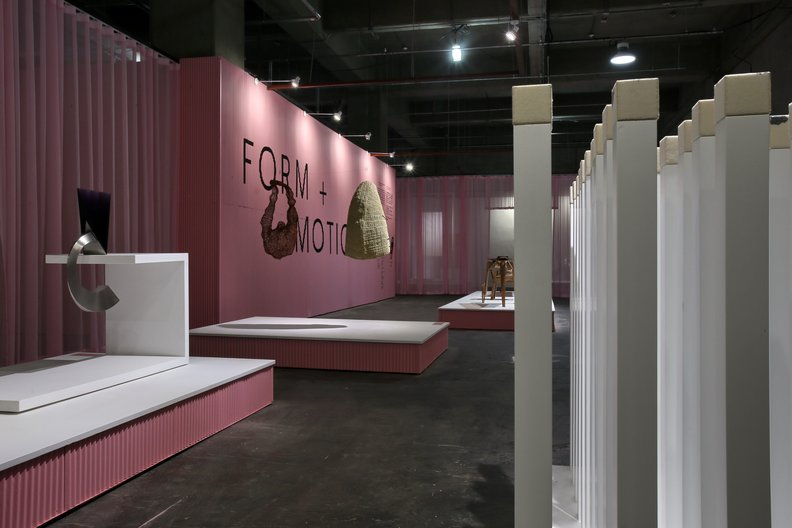 Form + Motion at Cheongju International Craft Biennale © CHEONGJU CRAFT BIENNALE
