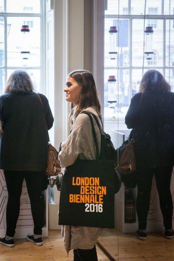 Luz Celeste at London Design Biennale Lucia Scerankova