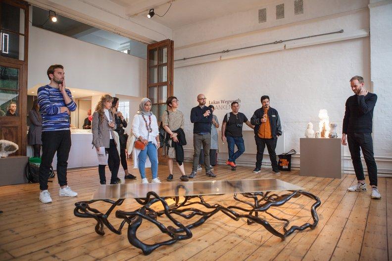 Design Connections at Gallery FUMI  Lucia Scerankova