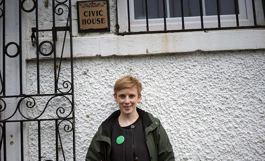 Helen Teeling, co-founder Agile City © Elena Tamosiunaite