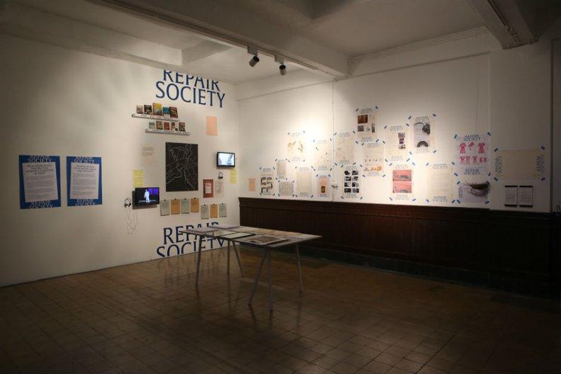 Repair Society.  Ali Guler