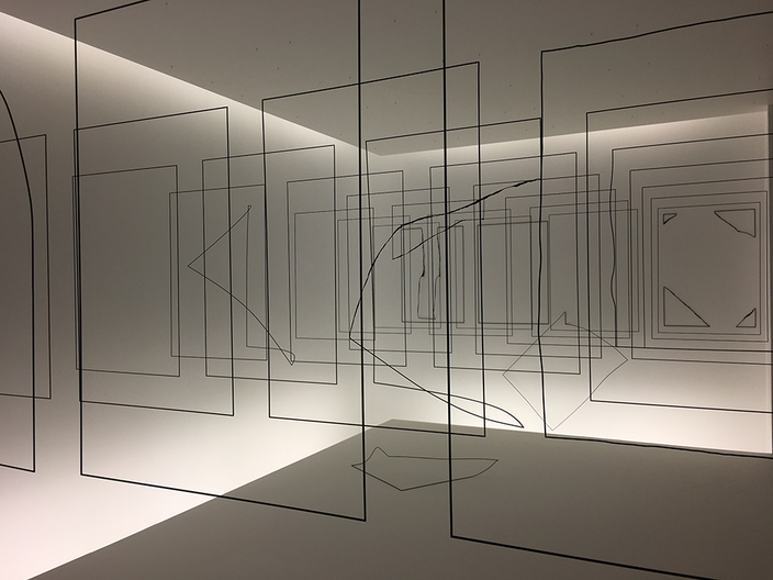 Invisible Outlines | Nendo x Jil Sander
