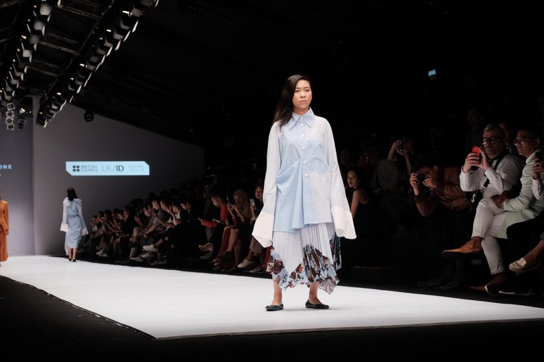 Teatum Jones at Jakarta Fashion Week