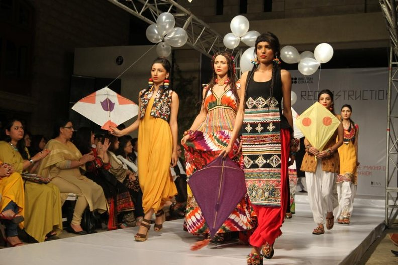 FNK Asia show in Karachi