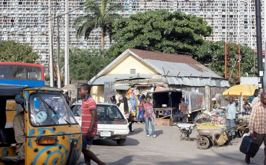 Liam Ross State Police Headquarters / Kiosk, Lagos