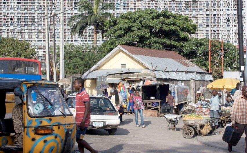 Liam Ross State Police Headquarters / Kiosk, Lagos