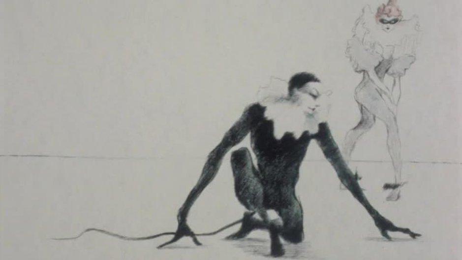 Lautrec (1974), Geoff Dunbar, Animated Britain on BFI Player  © Geoff Dunbar, BFI