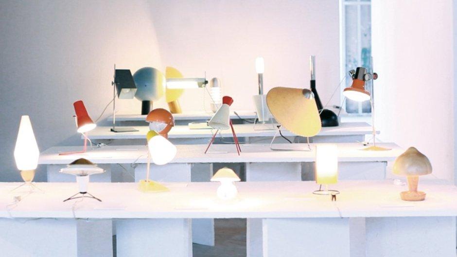 Light Sculptures: Czech Lights 1950-1990. Photo - Okolo
