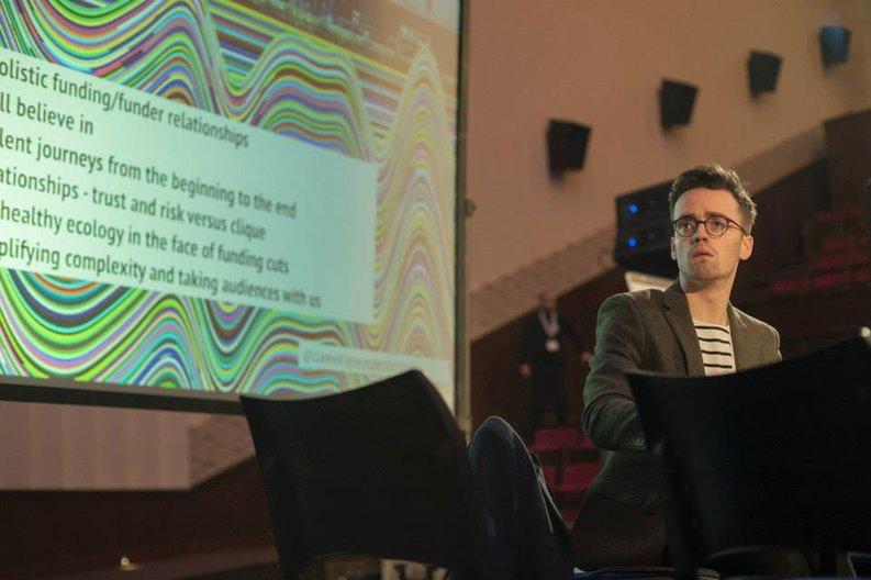 Matt Plant, Creative Economy