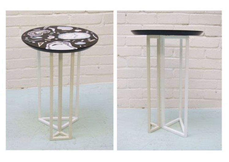 Bethan Laura Wood - Moon Rock tables