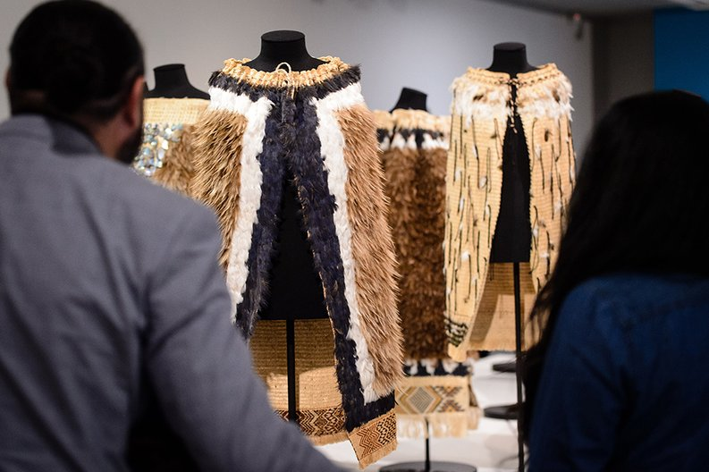 Opening of 'Legacy: The Art of Rangi Hetet and Erenora Puketapu-Hetet' Mark Tantrum