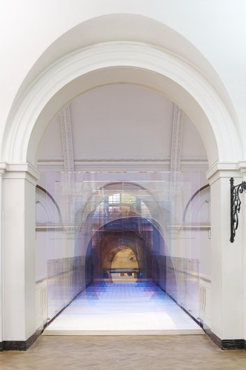 MiseEnAbyme by Laetitia de Allegri and Matteo Fogale, V&A photo by Olivia Estebanez