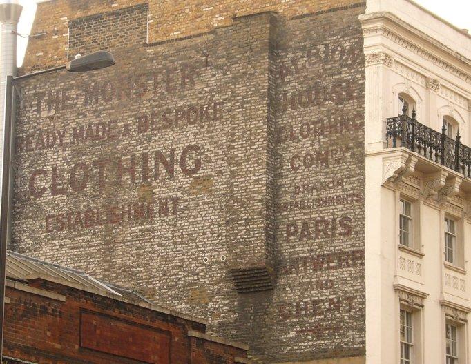Ghostsign  www.ghostsigns.co.uk