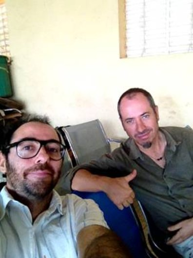 Albert Faus and Ferran Grau of NORDSUD. Image courtesy of Ferran Grau