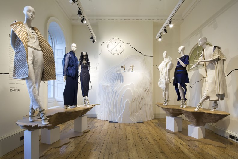 Next In Line, International Fashion Showcase 2016  © Agnese Sanvito