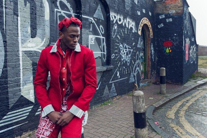 Nigeria - Designer Orange Culture Obi Somto