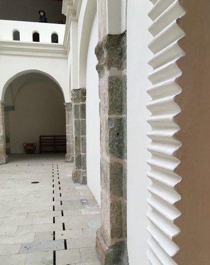 Oaxaca: Museo Textil © CAROL SINCLAIR