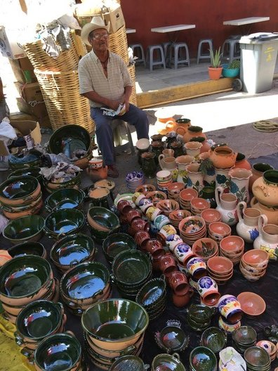 Oaxaca: Tlacolula market © CAROL SINCLAIR