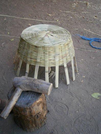 Oaxaca 'carrizo' basketry © Oax-i-fornia