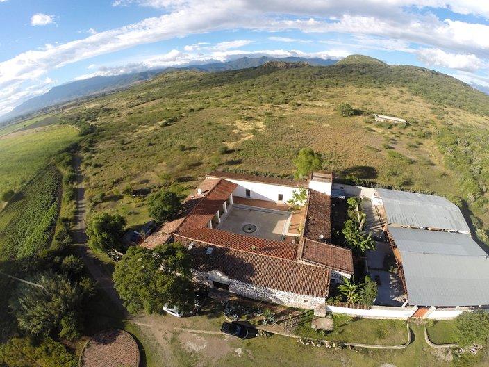 Ex-Hacienda Guadalupe, Oax-i-fornia © Oax-i-fornia