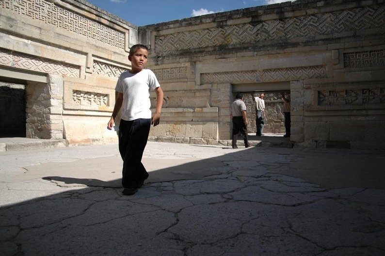 Mitla archaeological site © Oax-i-fornia