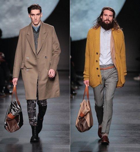 Menswear, designed by Sir Paul Smith