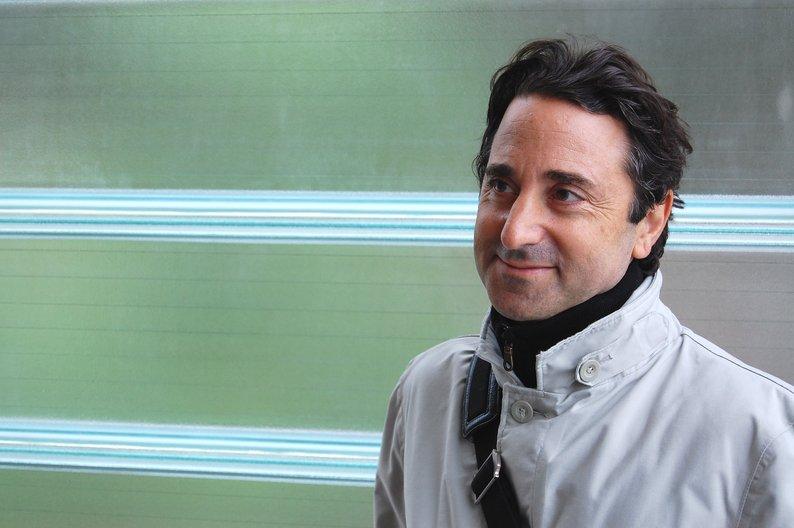 RIBA Grand Jury: Philip Gumuchdjian, director of Gumuchdjian Architects © RIBA