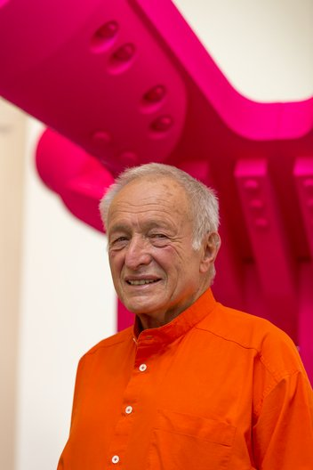 RIBA Grand Jury: RIchard Rogers founding director of Rogers Stirk Harbour + Partners © RIBA