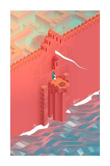 Monument Valley by ustwogames