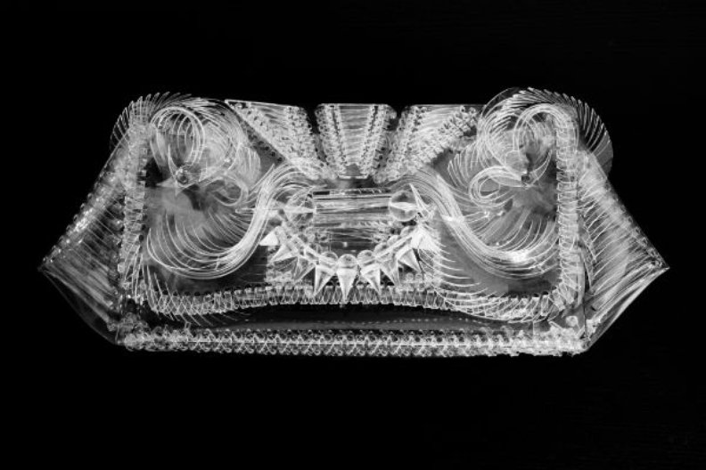 Skeleton by Maiko Kurogouchi