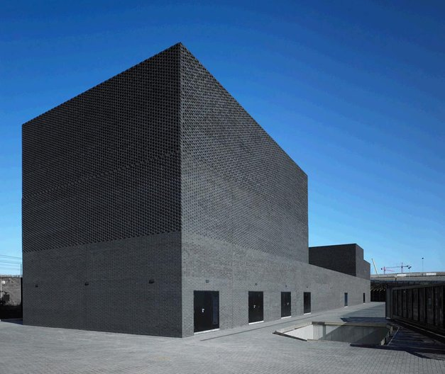 NORD's Substation. Image courtesy of NORD Architecture. Photographer Andrew Lee