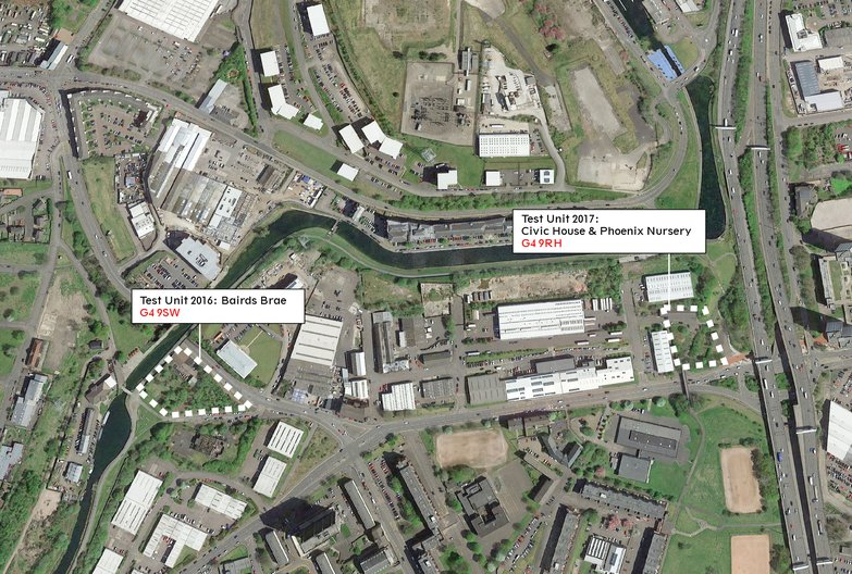 Spiers Locks map © Agile City