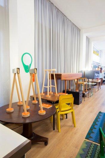 The Arrangement Of Furniture  SCP
