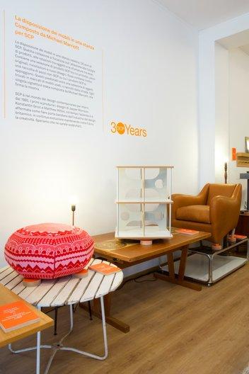 Milan design week 1 scp the arrangement of furniture for The arrangement furniture store