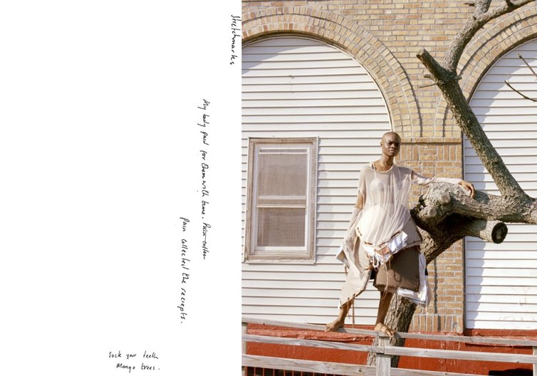 The Laundry Service and Tyler Mitchell Zine